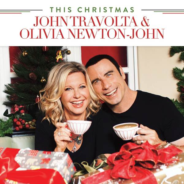 John Travolta & Olivia Newton-John – This Christmas