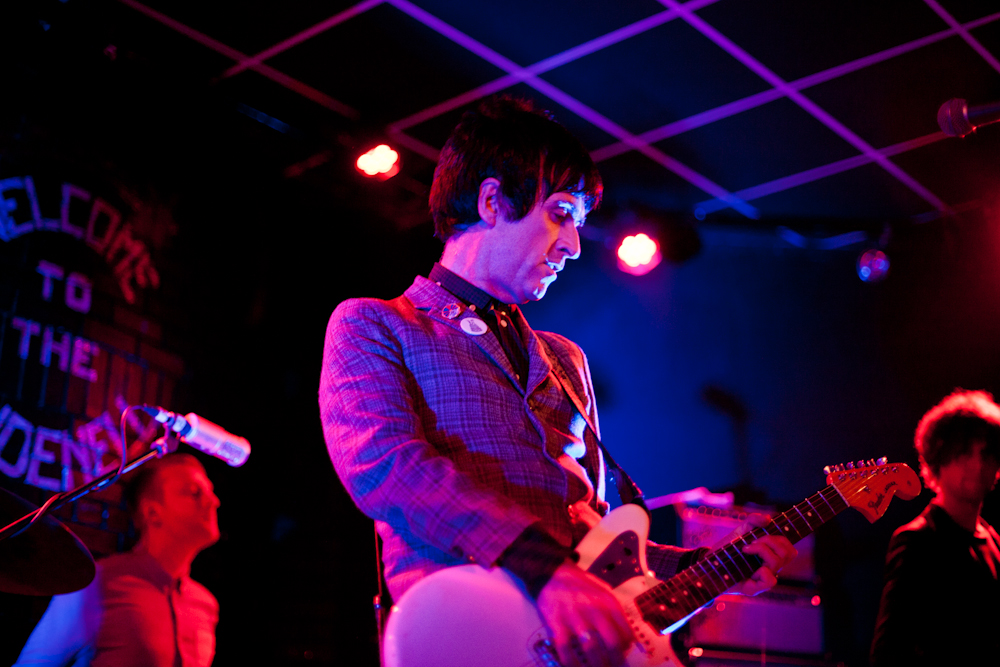 Photos: Johnny Marr at Brudenell Social Club