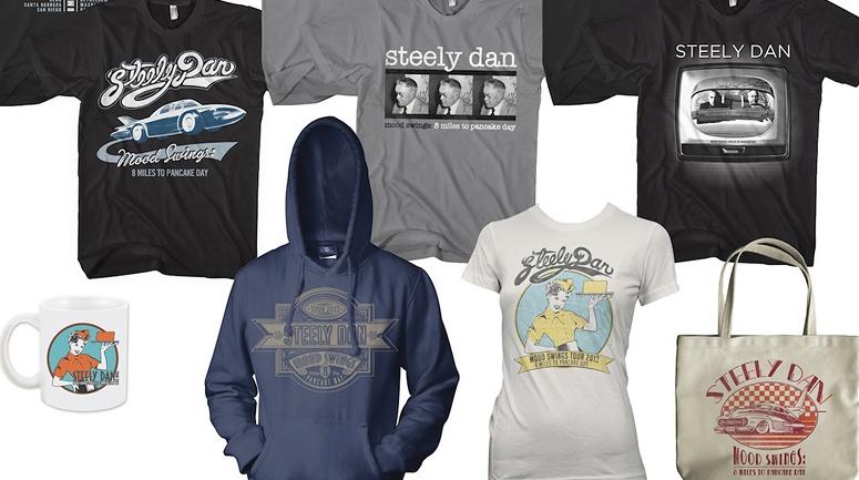 Steely Dan Alive In Detroit