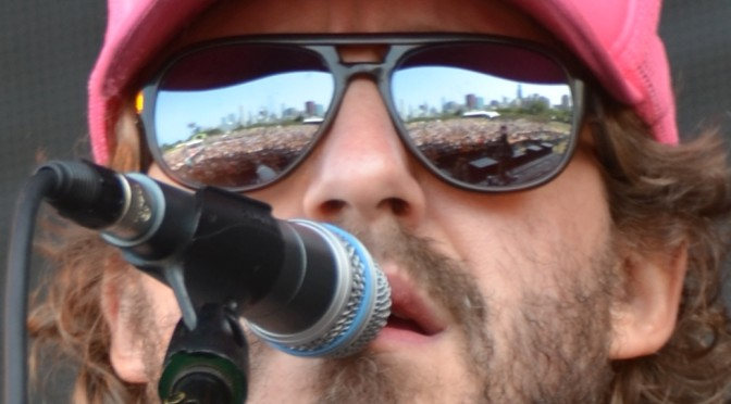Lollapalooza 2014: Drives You Crazy Getting Old
