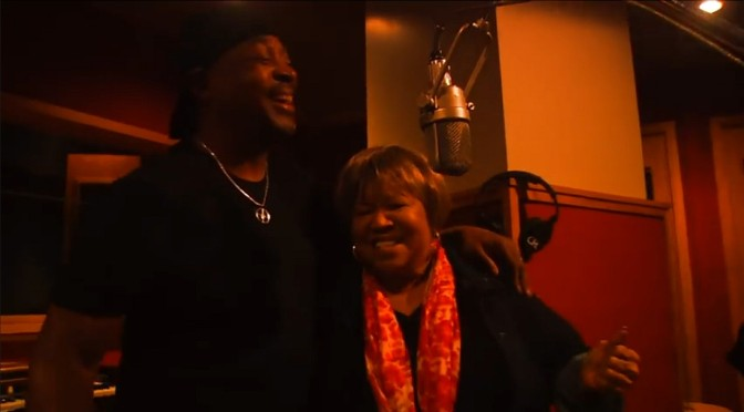 Chuck D and Mavis Staples bring the pride in new video