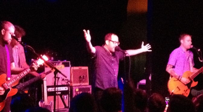 My Annual Reminder: The Hold Steady in Grand Rapids