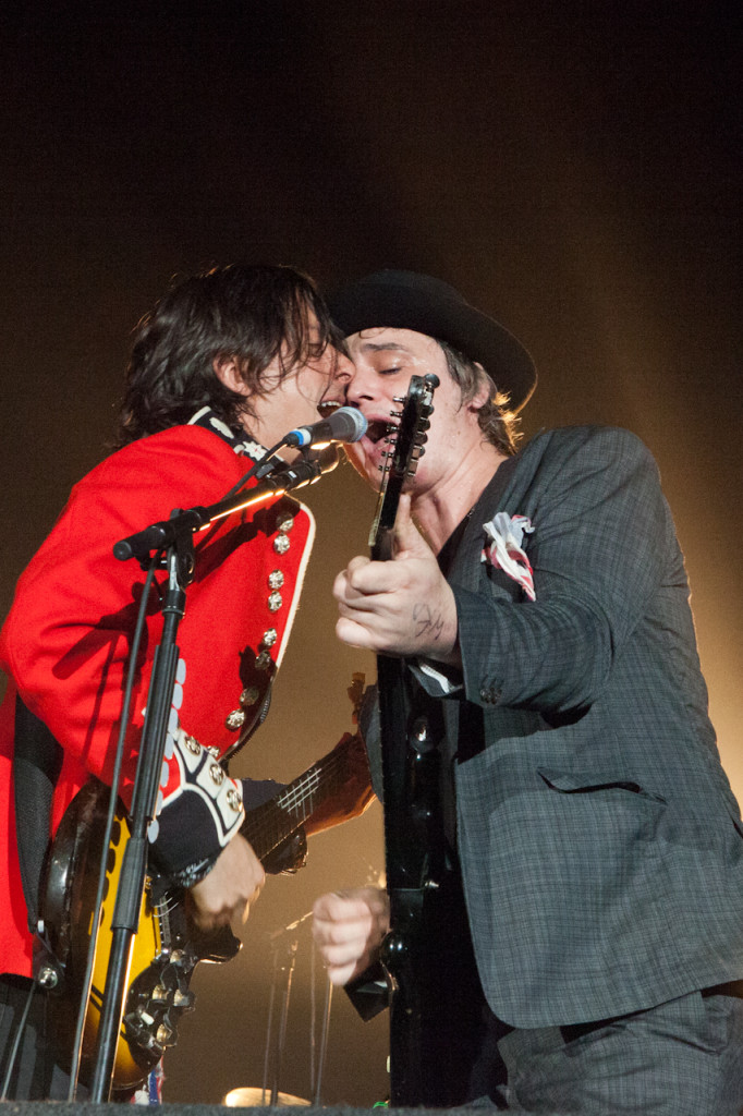 The Libertines, Alexandra Palace, London, 28th September 2014