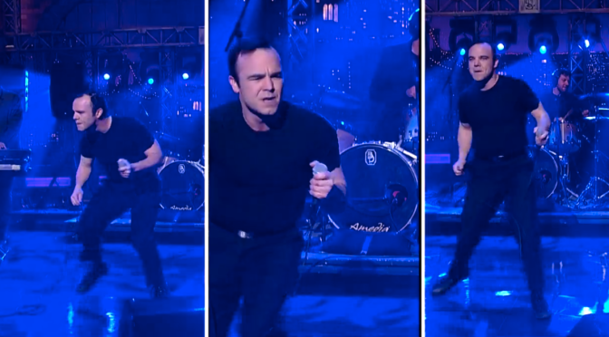 Live: Future Islands in Portland