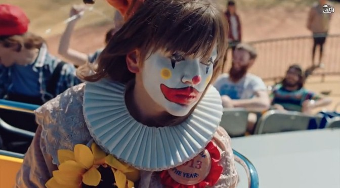 New Courtney Barnett video: Pedestrian At Best
