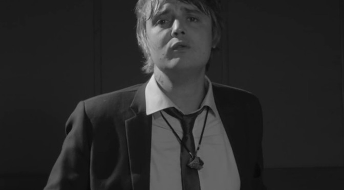 Watch Peter Doherty's tribute to Amy Winehouse