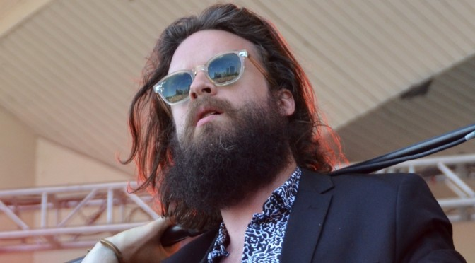Photos: Father John Misty at Lollapalooza 2015