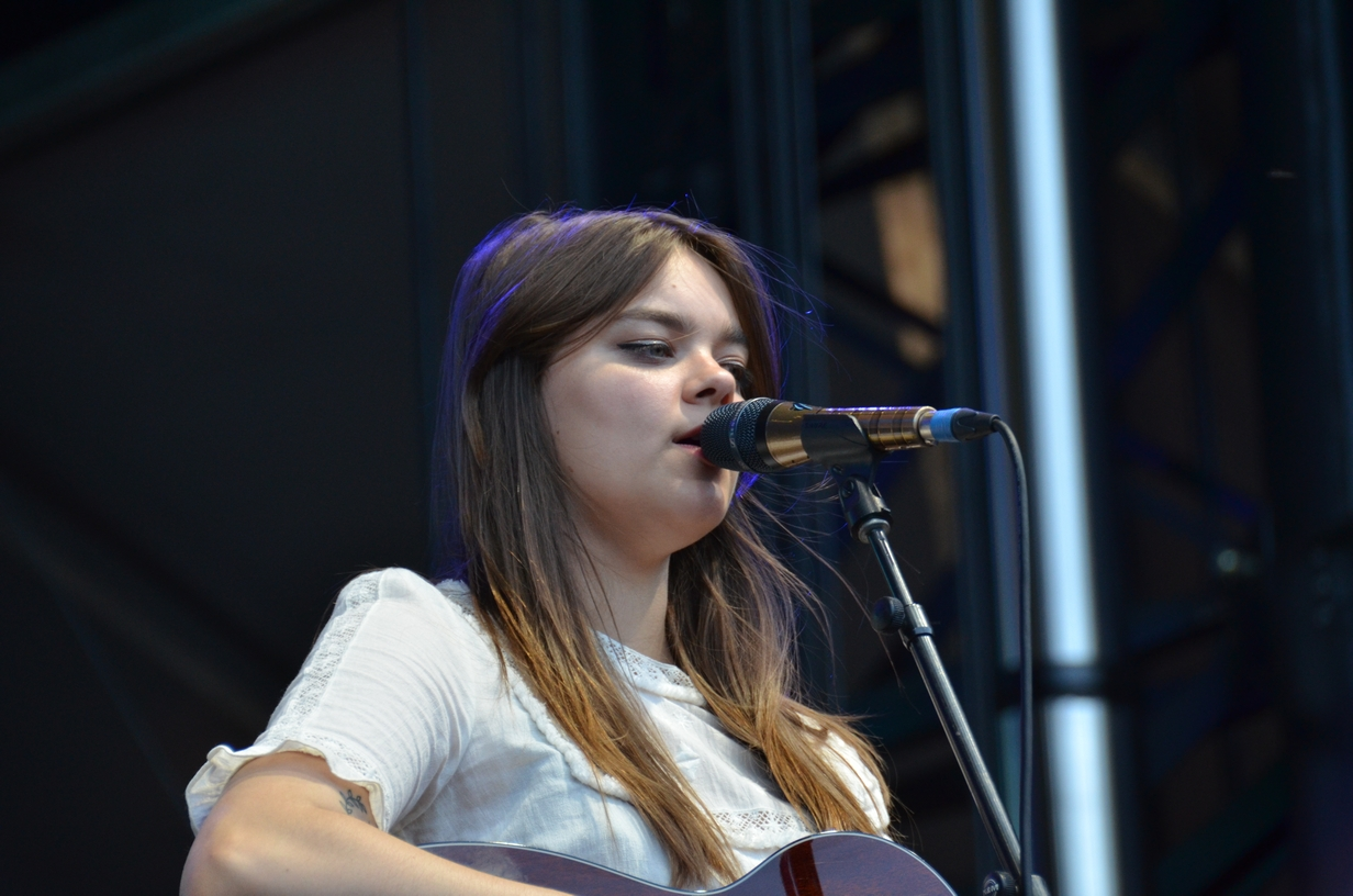 First Aid Kit on the Pepsi stage on Friday, July 31, 2015