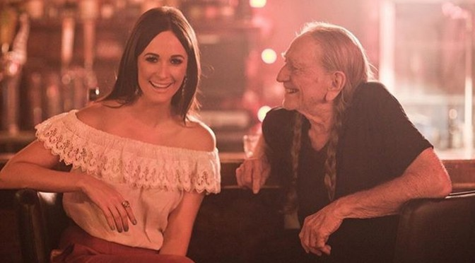 New Willie Nelson and Kacey Musgraves video: Are You Sure?