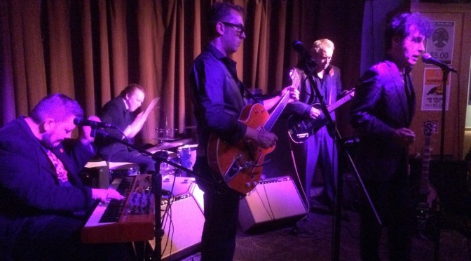 Live: Tav Falco at the Tip Top Deluxe