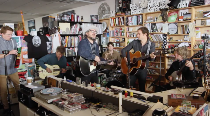Wilco's Tiny Desk Concert is the Album We Need Right Now