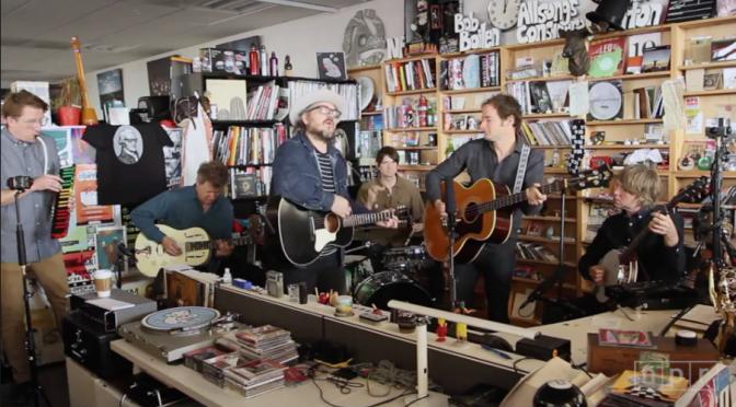 Wilco Tiny Desk Concert 2016