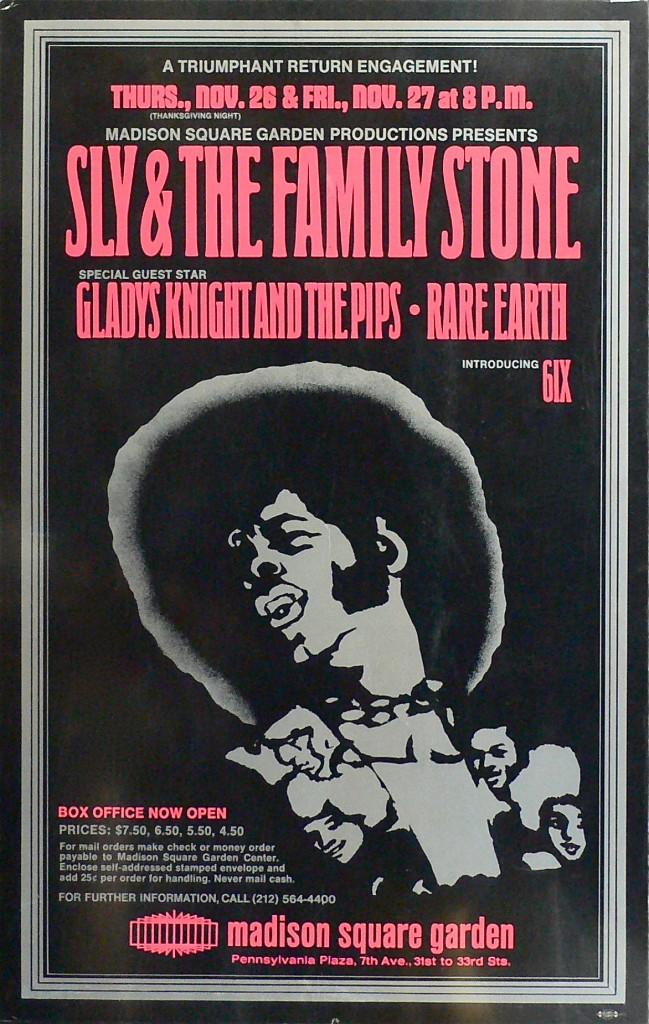Sly Stone 1970