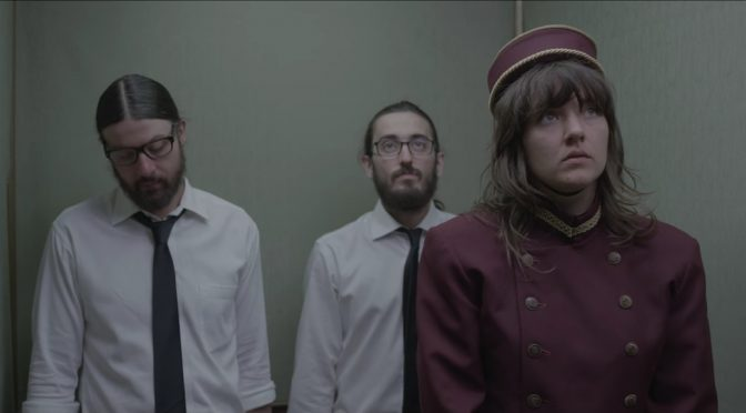 New Courtney Barnett video: Elevator Operator