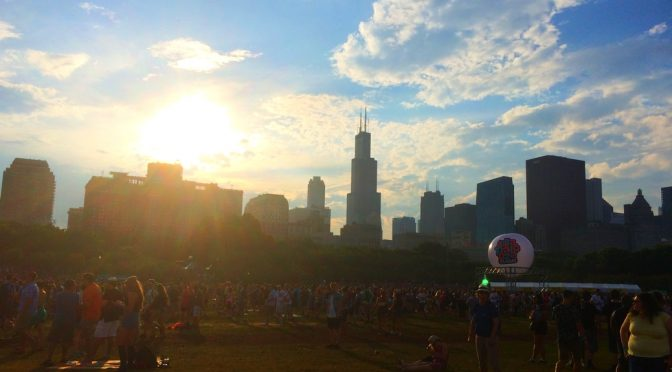 Lollapalooza 2016: Has it really been 25 years?