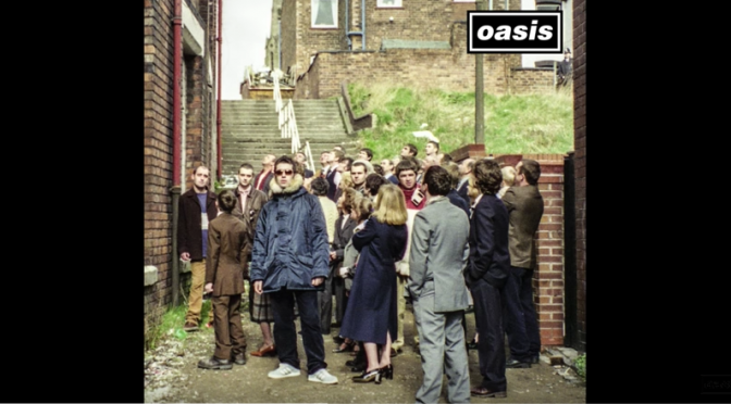 Noel Gallagher Remixes Oasis Track for Reissue
