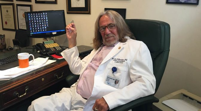 Three Hundred Things People Are Saying About #TrumpDoc