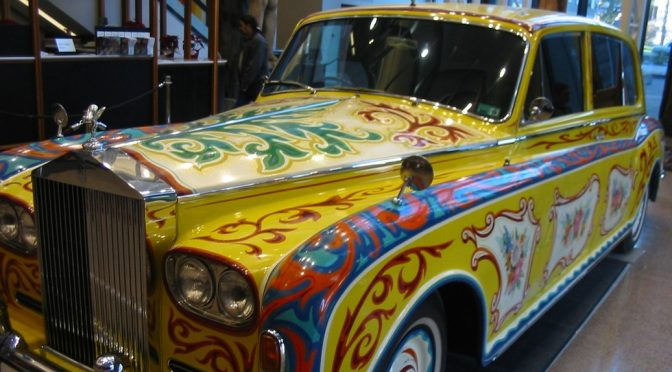 Can't Explain: Roger Daltrey Designs Rolls-Royce for Charity