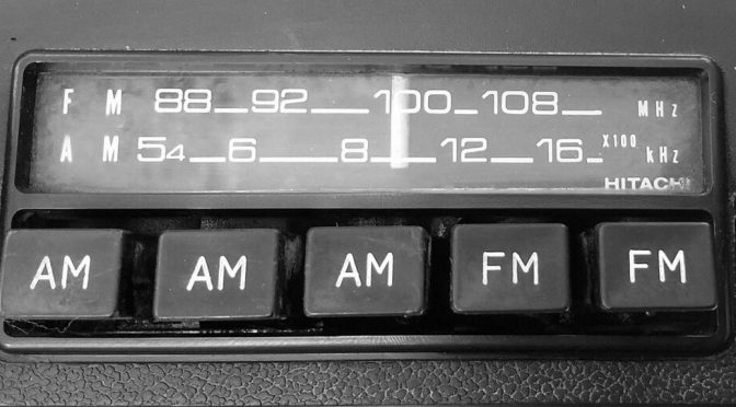 Yes, People Still Listen to the Radio