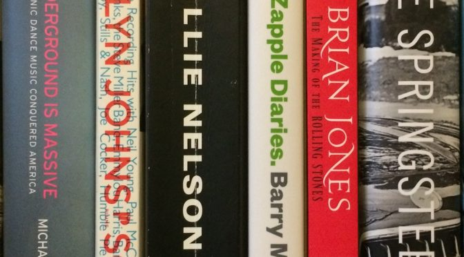 My rock and roll library update