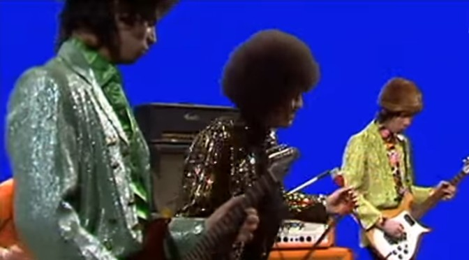 Watch the MC5 kick out the jams in Germany in 1972