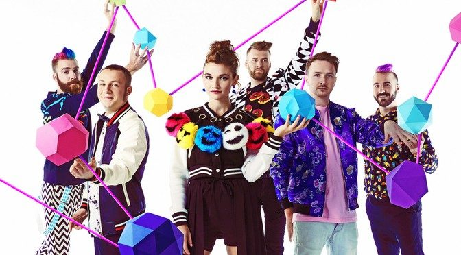TRAX: MisterWives – Machine
