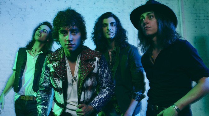 Be Still My Beating Heart – Greta Van Fleet