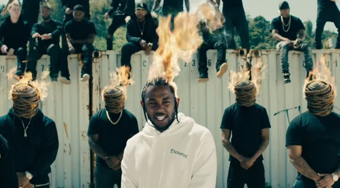 Cool Still Rules: Kendrick Kicks Ed in the Teeth to Take No. 1