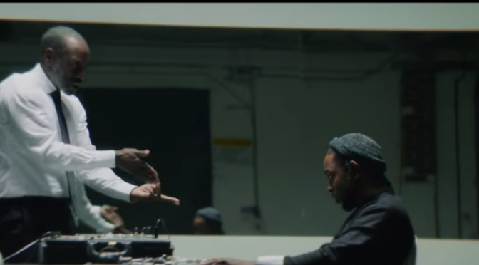 New Kendrick Lamar video: DNA.