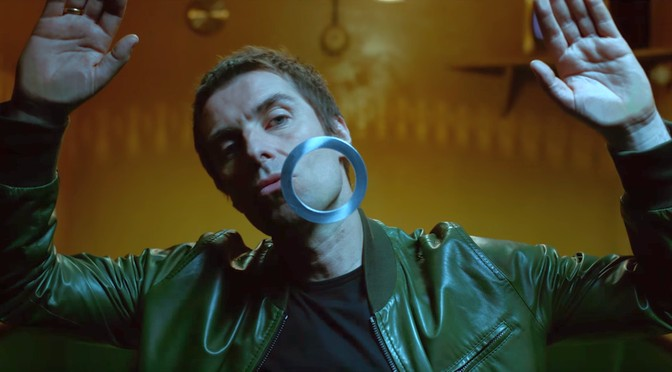 New Liam Gallagher video: Wall Of Glass
