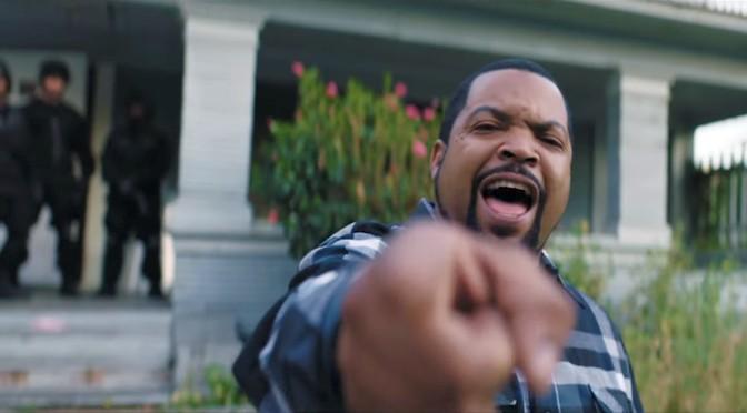 New Ice Cube video: Good Cop Bad Cop