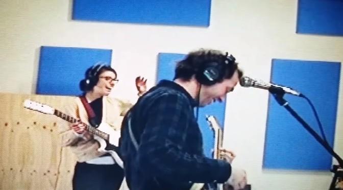 New Milk Teddy video: Rock 'n' Roll Cretin