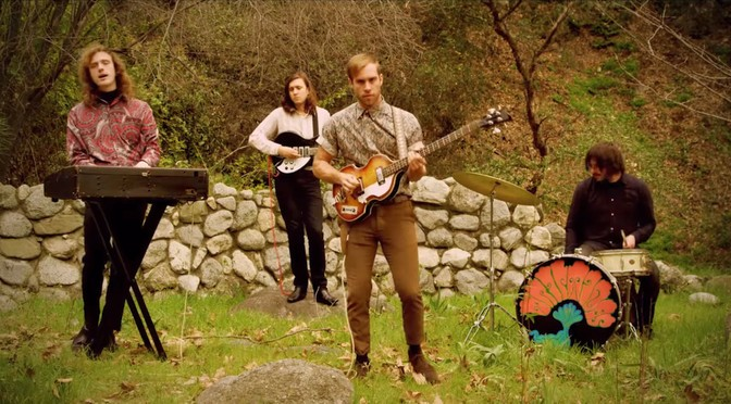 New Triptides video: Invitation