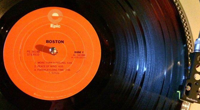 Vinylology 101: How to buy Boston's debut LP