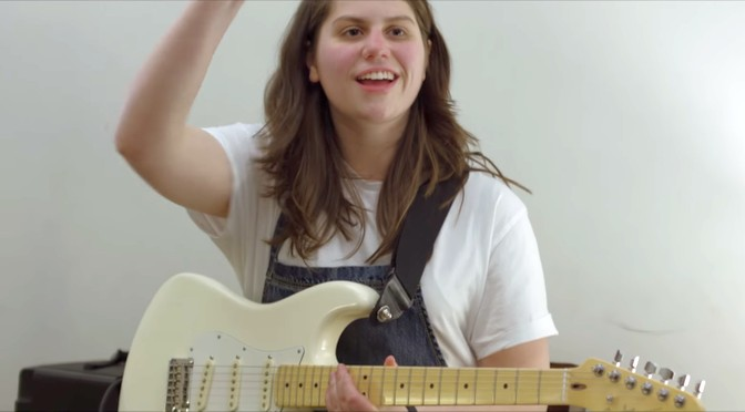 New Alex Lahey video: Every Day's The Weekend