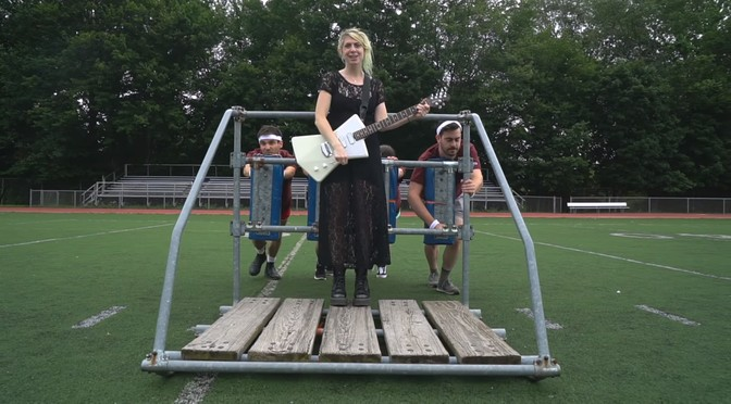 New Charly Bliss video: DQ