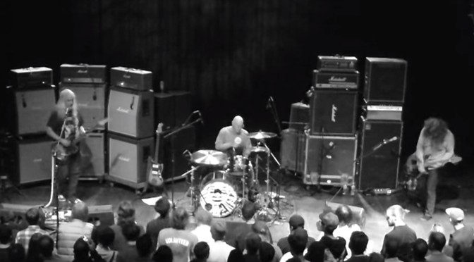 Dinosaur Jr video: Knocked Around