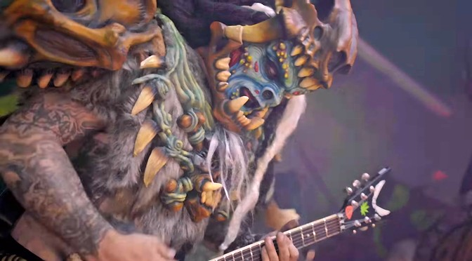 New GWAR video: Fuck This Place