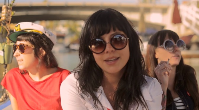 New Coathangers video: Perfume