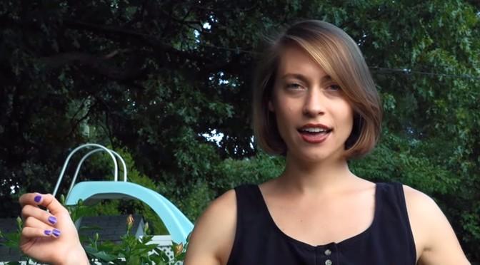 New Anna Burch video: 2 Cool 2 Care