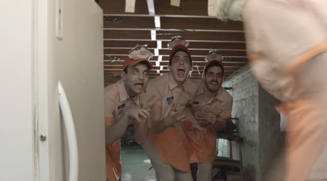 New Charly Bliss video: Scare U