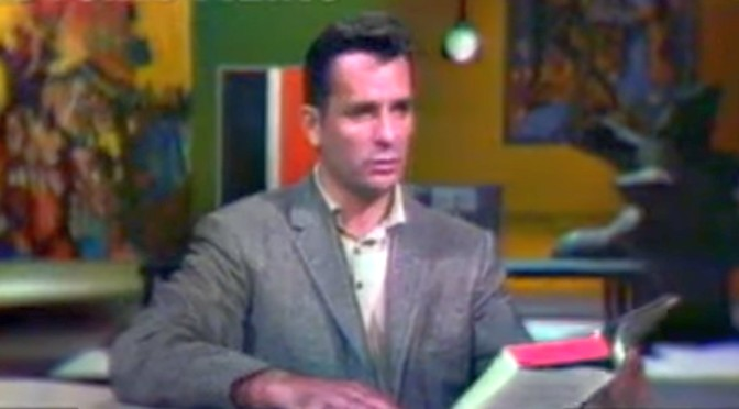 Jack Kerouac reads On the Road with Steve Allen