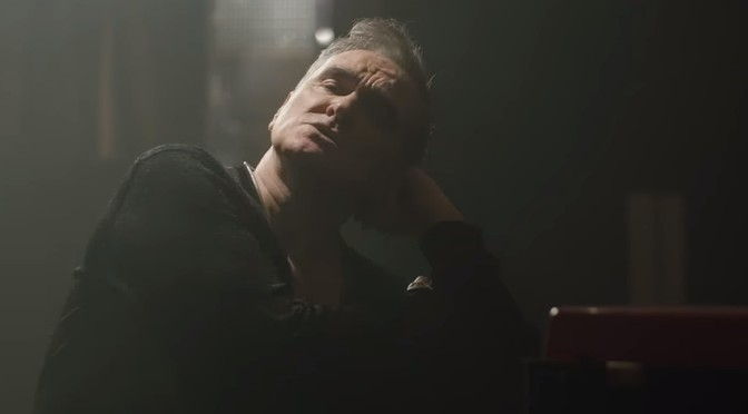 New Morrissey video: Spent the Day in Bed