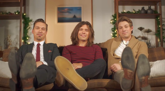 New Hanson video: Finally It's Christmas