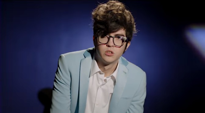 New Car Seat Headrest video: Nervous Young Inhumans