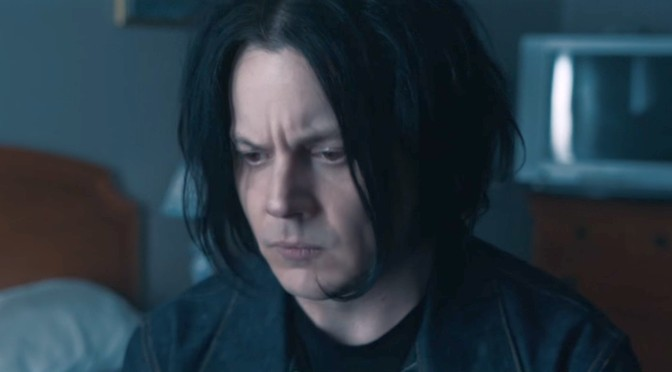 New Jack White video: Connected By Love