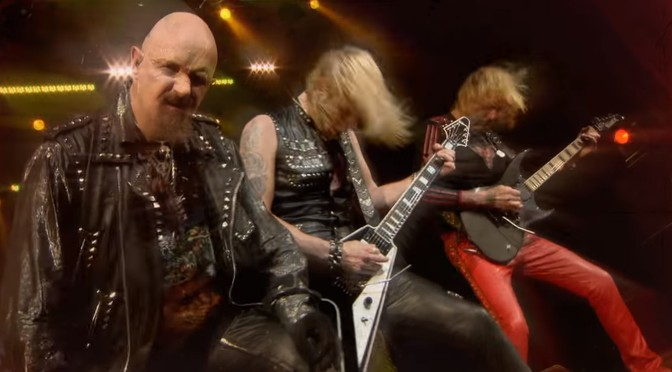 New Judas Priest video: Lightning Strike
