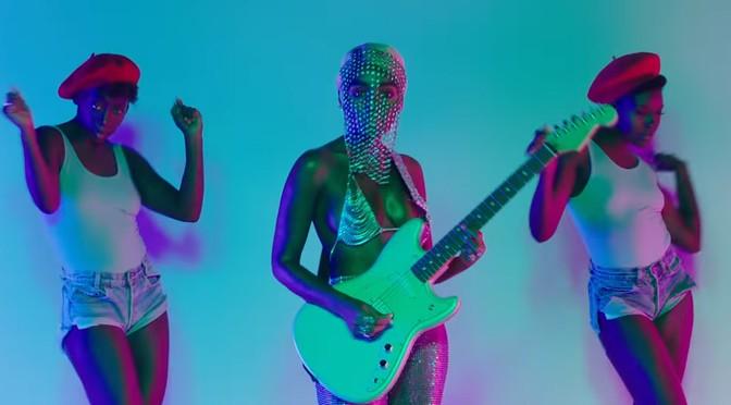 New Janelle Monae video: Make Me Feel