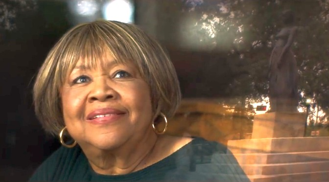 New Mavis Staples video: If All I Was Was Black