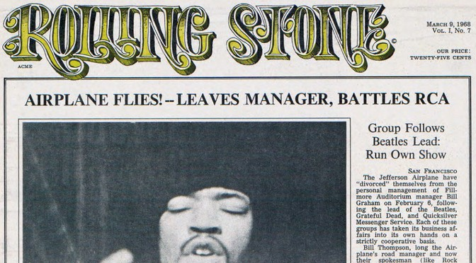 50 Years Ago in Rolling Stone: Issue 7